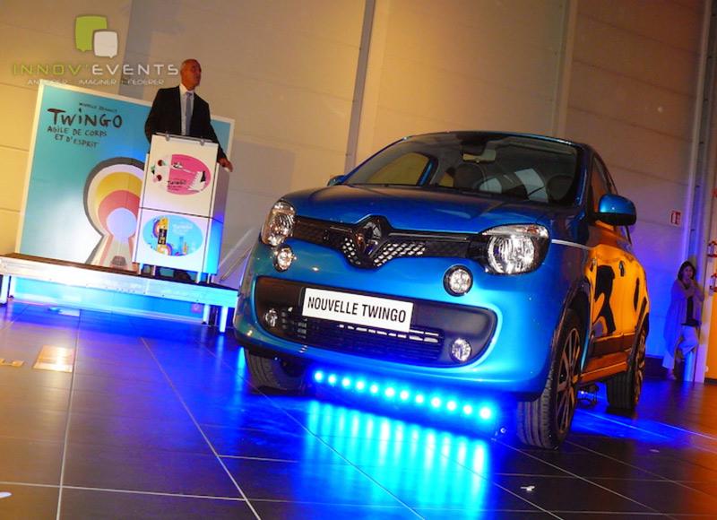 Lancement de produit pour une voiture innov 39 events agence v nementielle innovante - Produit pour lustrer une voiture ...