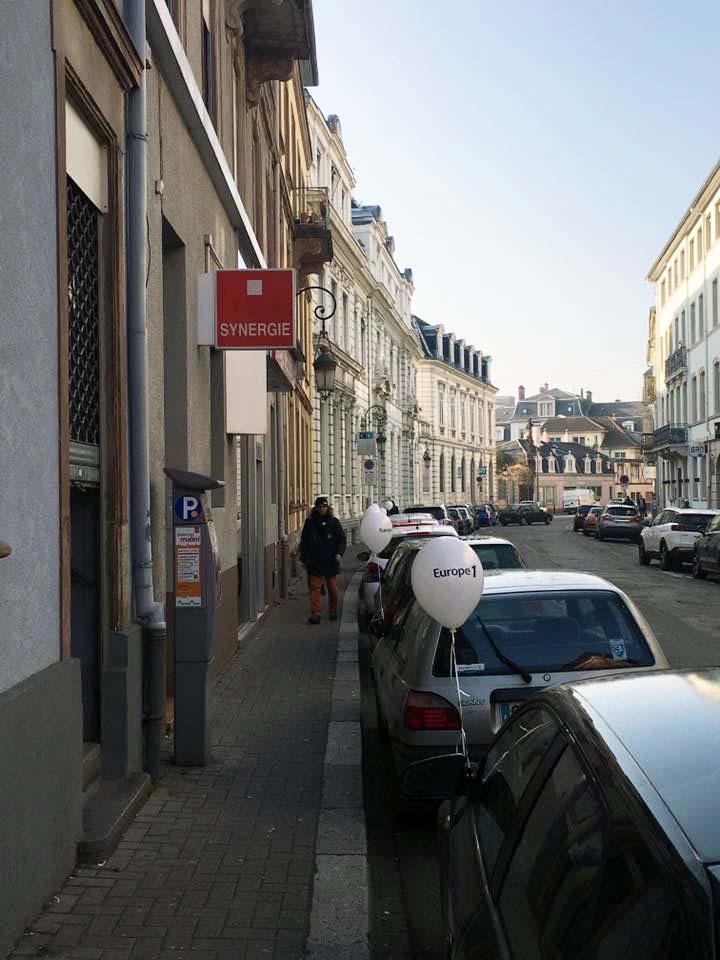 street marketing mulhouse