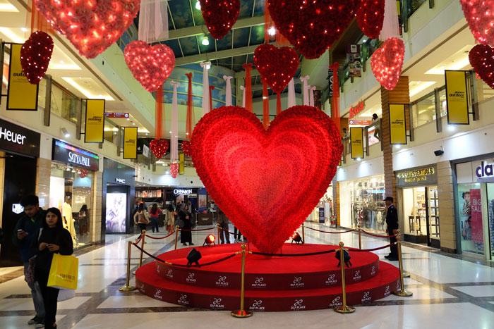 organiser une animation commerciale à la saint valentin