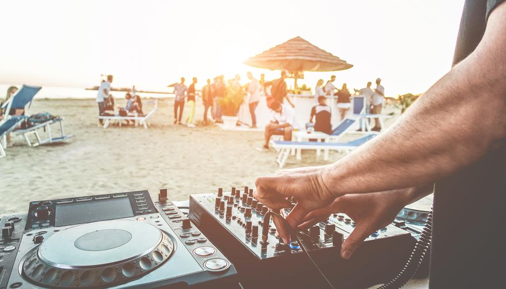 Comment organiser une beach party collaborateurs