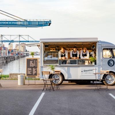 louer un food truck original pour un evenement
