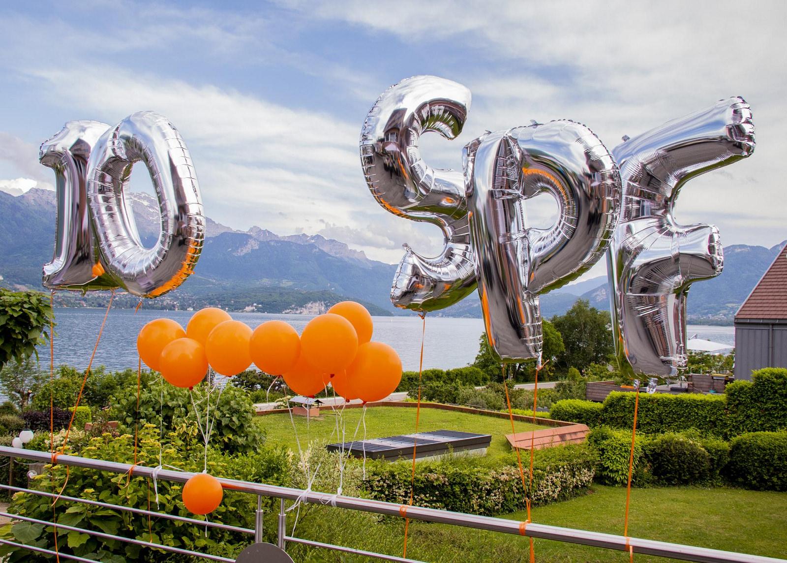 10 raisons d'organiser un anniversaire d'entreprise