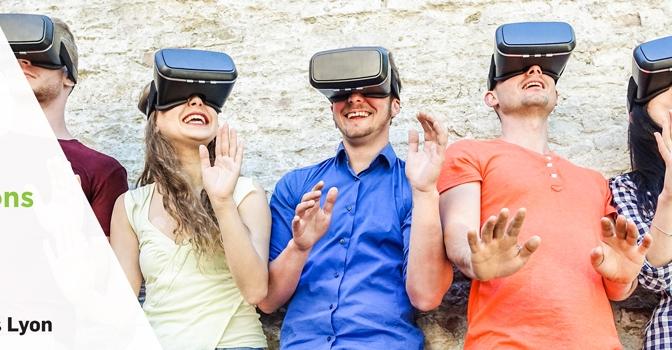 animations team building en VR à Lyon