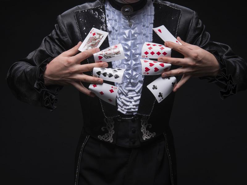 magicien pour arbre de noel dans le 69