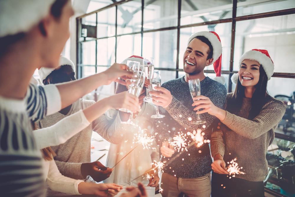 Animer votre fête de noel en entreprise en alsace