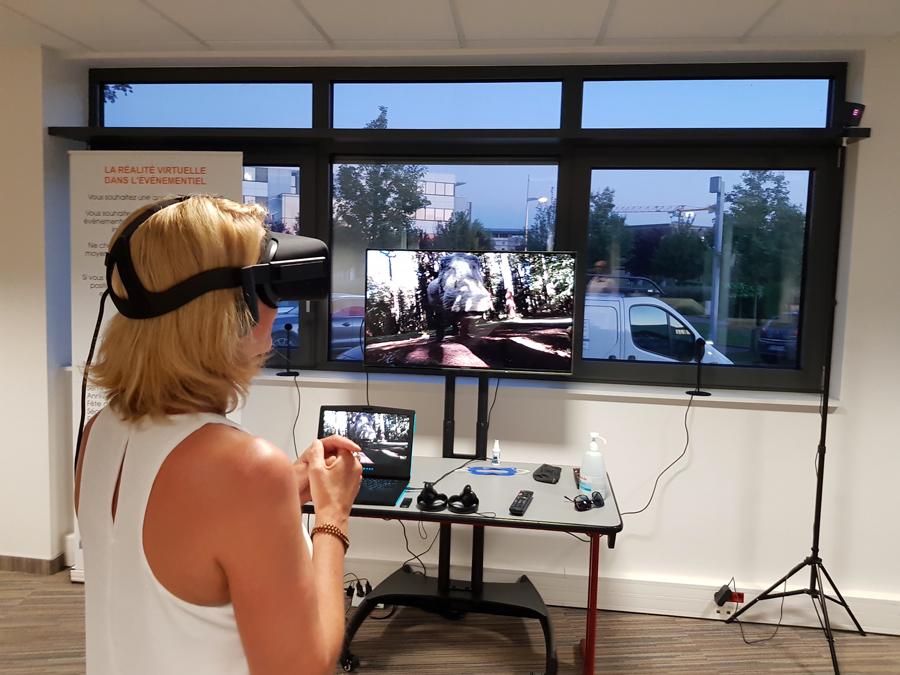 vos animations realités virtuelles