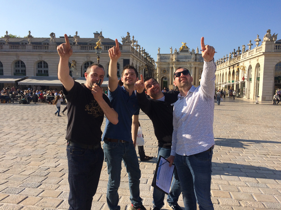 top 10 des animations team building en lorraine  metz