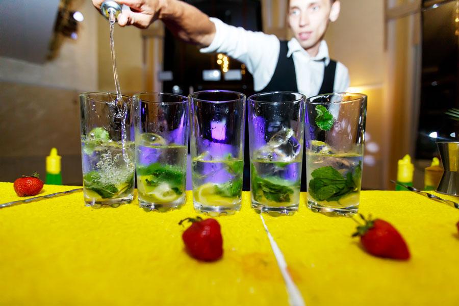 barman jongleur rhone