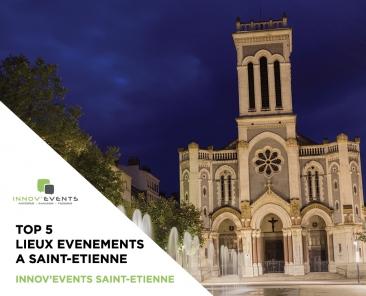 lieux événements à saint etienne