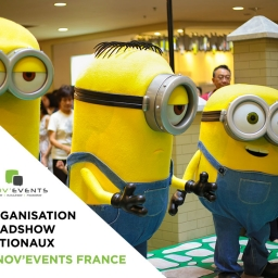 organisation de roadshow en France