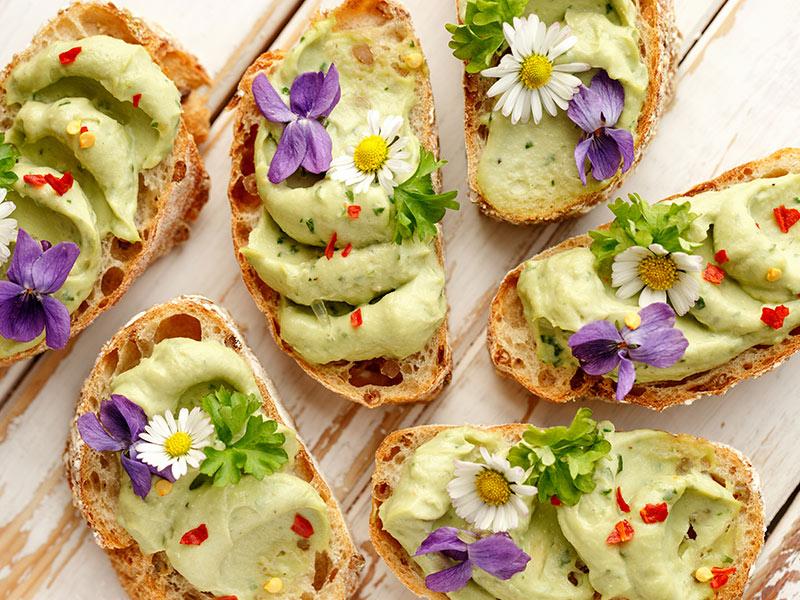 animation culinaire cours cuisine fleurs séminaire