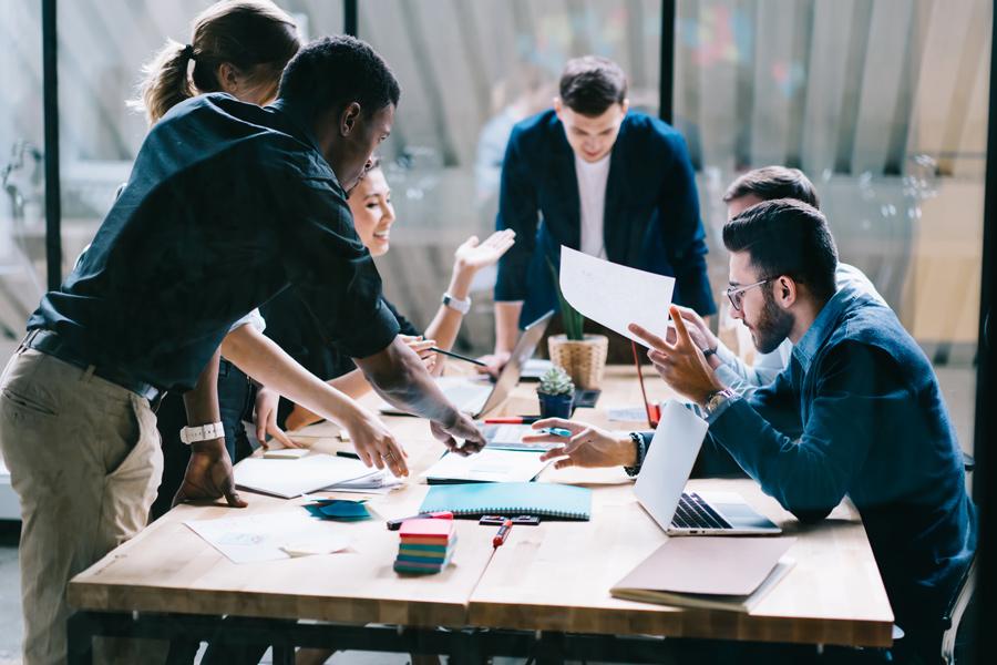activite pour developper creativite equipe