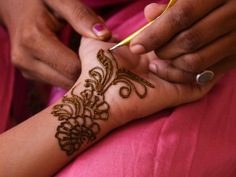 tatouage henné stands animation événement entreprise originale