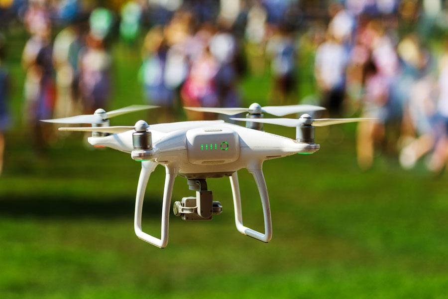 controle de drone par la pensee animation team building