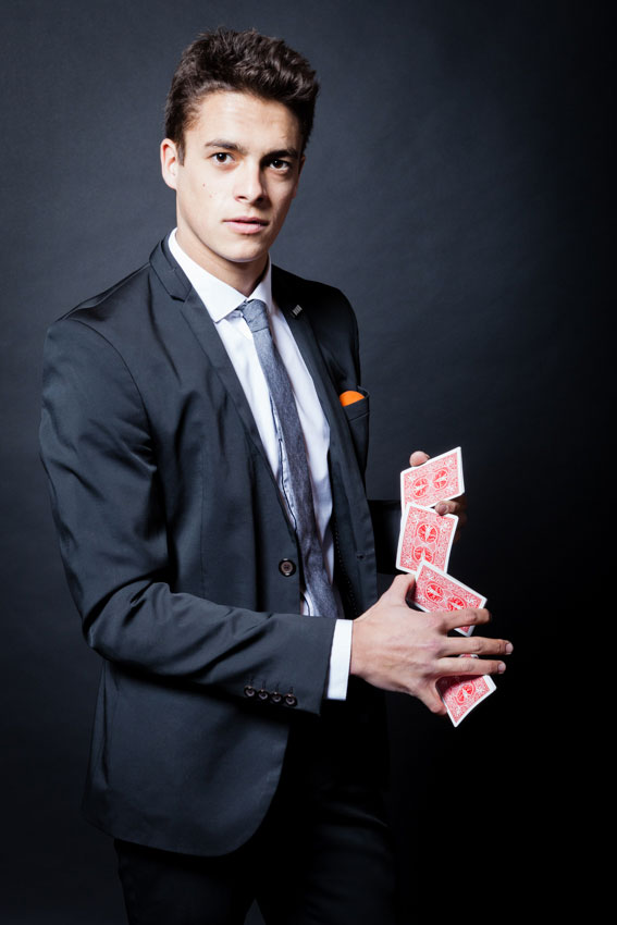 magicien evenements annecy