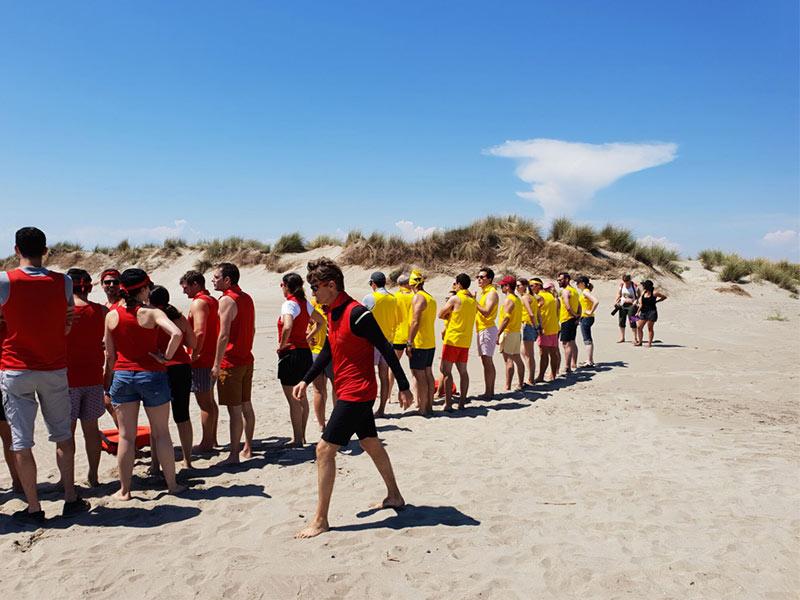 activités team building insolite sportif