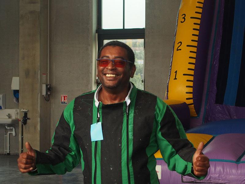 activité ludique trampoline gonflable séminaire entreprise