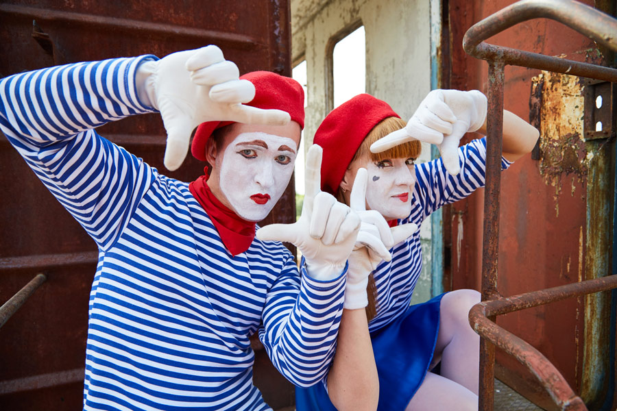 animation mime