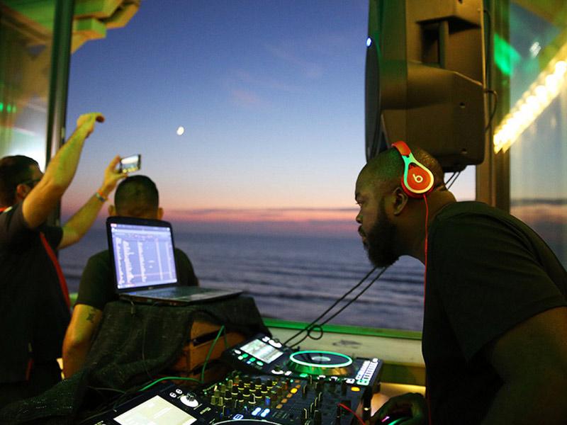 animation musicale DJ soirée entreprise