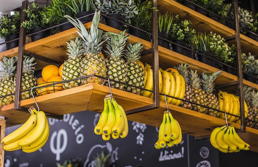 bar à fruits entreprise