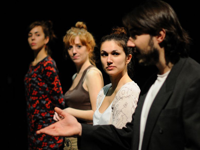animation collaborative theatre soiree entreprise