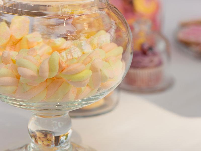 bar à marshmallows inauguration lancement produits porte ouvertes garden party entreprise