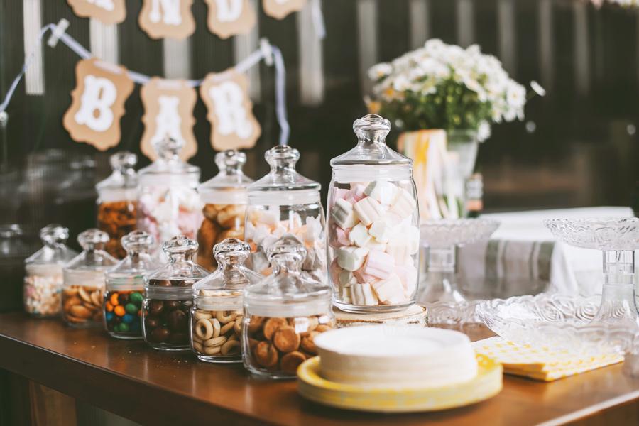 buffet bonbon evenement