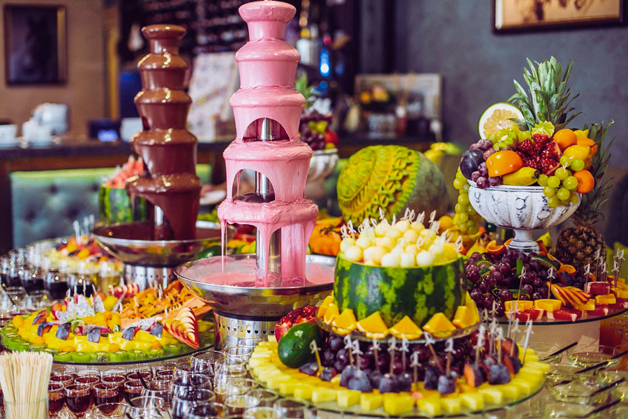 candy bar evenement