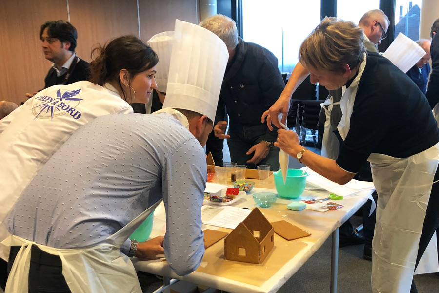 cours de patisserie team building