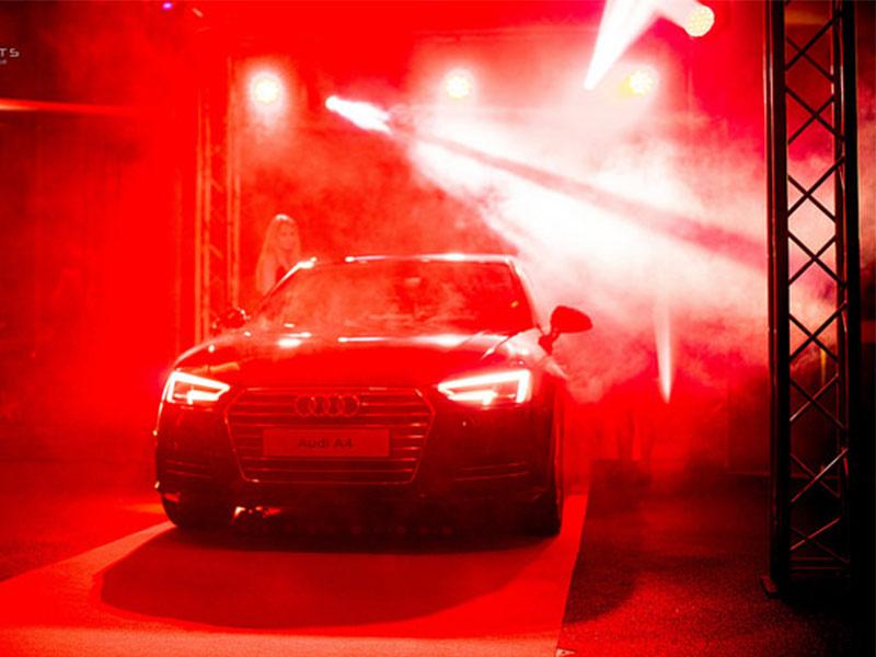 lancement de produit automobile