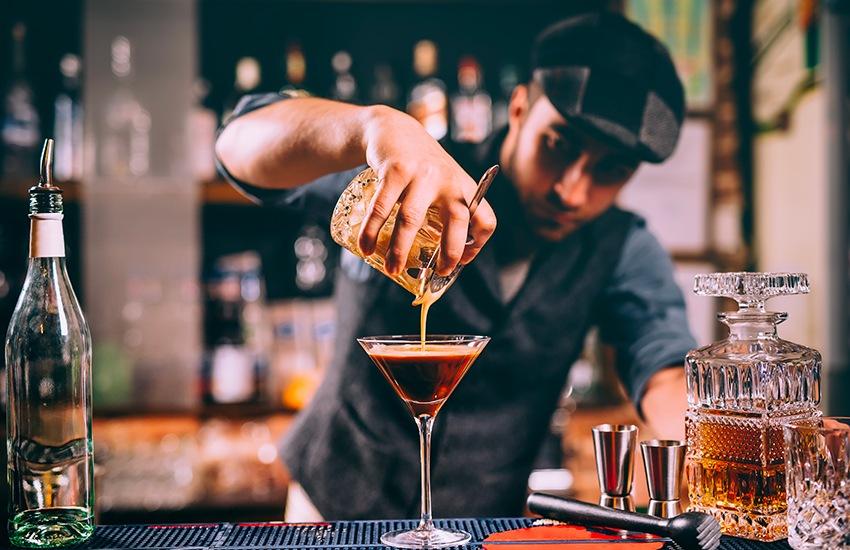 animations barman evenement