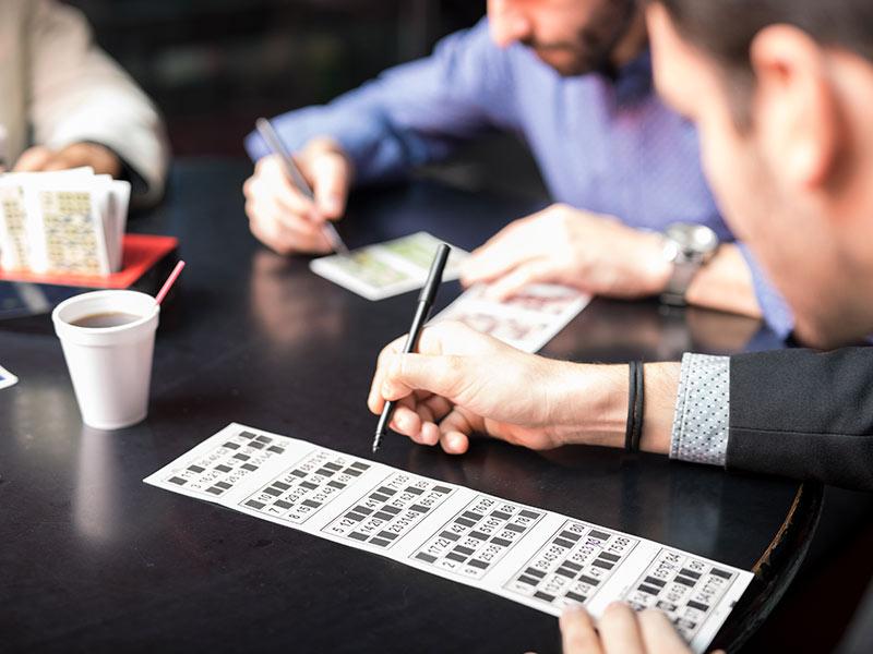 bingo entreprise séminaire team building brise glace