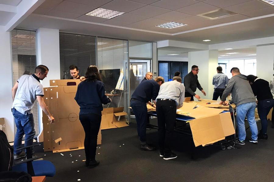 idee team building ecolo