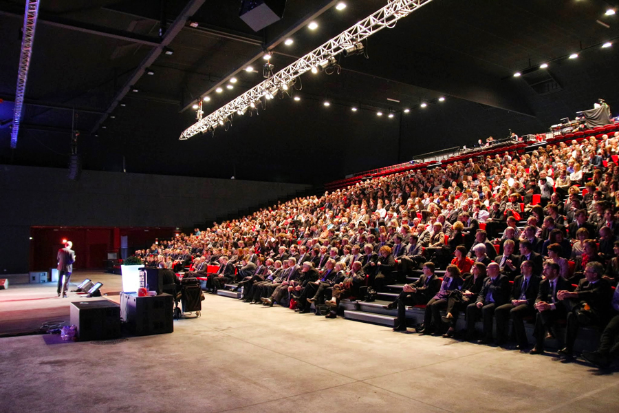congrès en entreprise