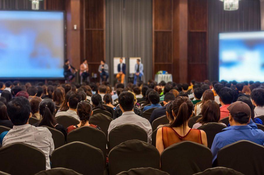 animer une convention ou un meeting