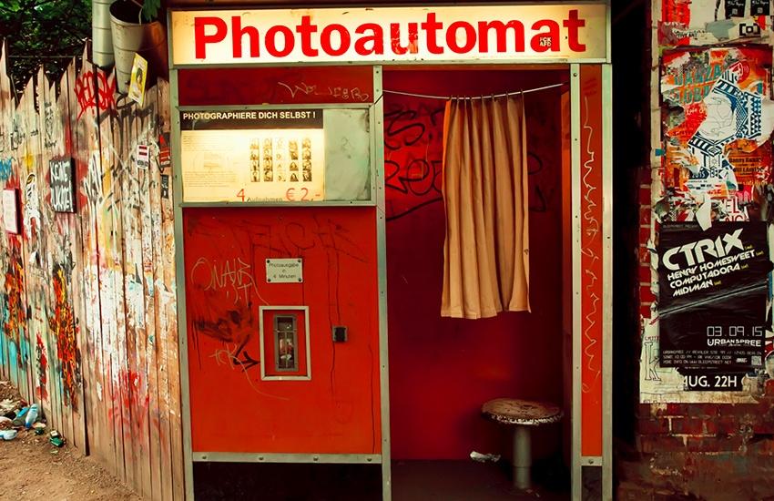 photobooth d'événements