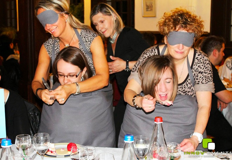 dynamiser repas entreprise