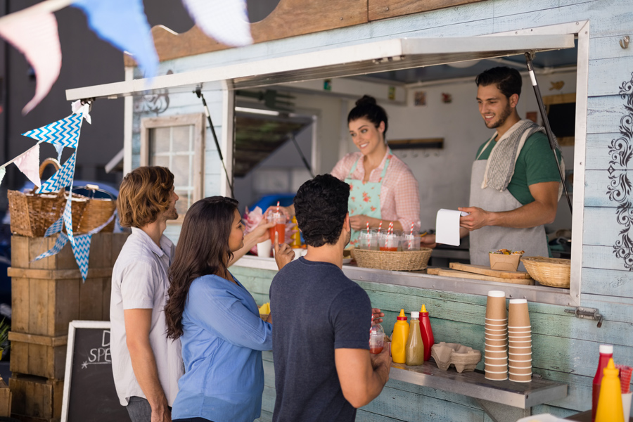 food truck evenements paris Seine