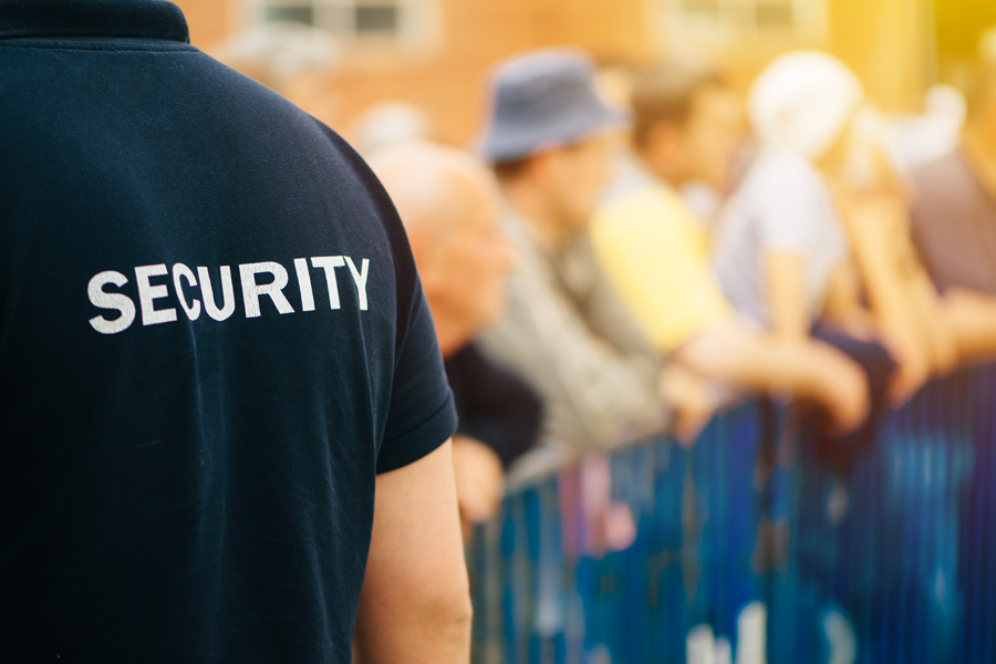 agent-de-securite-evenement  La Rochelle
