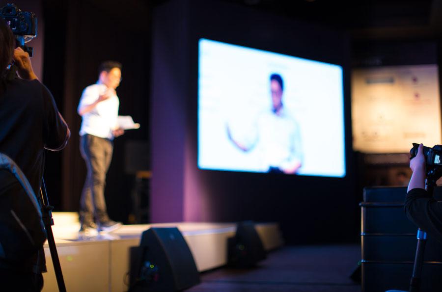animateur pour conference