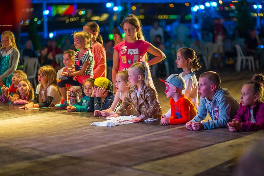 animation pour enfant evenement