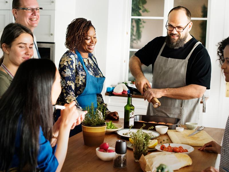 Animez Evenement Professionnel Team Building Cours Cuisine Master