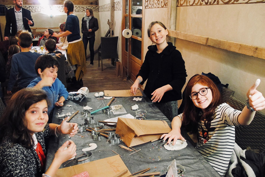 atelier bricolage pour enfant