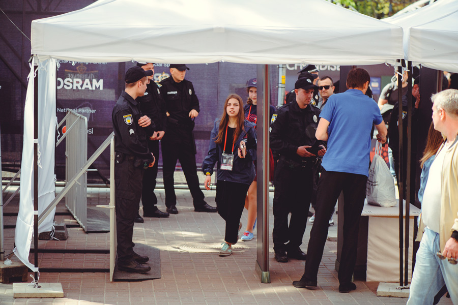 agent de securite pour evenement
