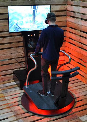 animation en réalité virtuelle lyon