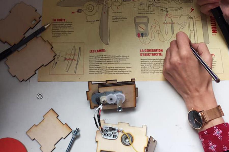 idee activite construction en equipe