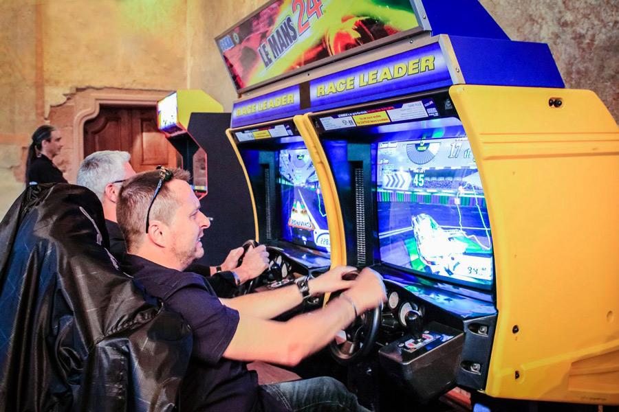 location jeux arcades