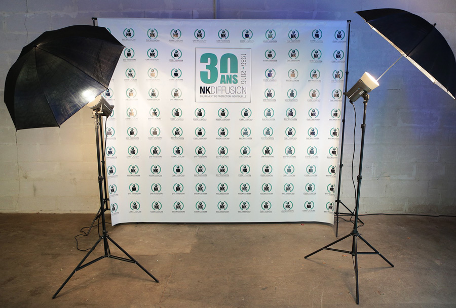 photocall personnalise