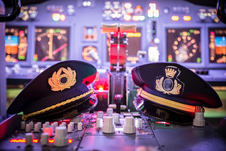simulateur pilotage