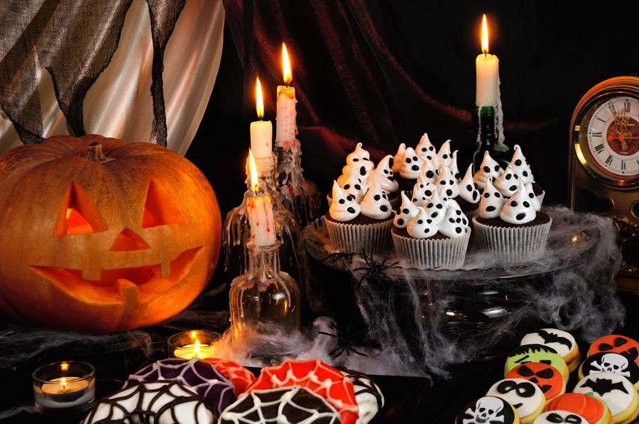 soiree halloween entreprise